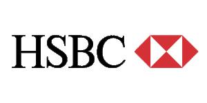HSBC Logo. Votre banque partout dans le monde.