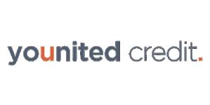Younited-credit Logo. Empruntez. Investissez. Entre-vous.