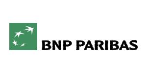 BNP Paribas Logo. L'immobilier d'un monde qui change